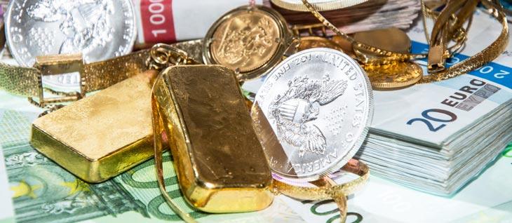 Kann Gold Oxidieren
